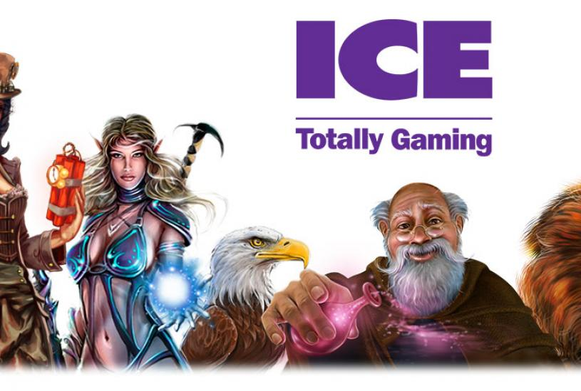 Meet us at ICE Totally Gaming (ExCel) in London