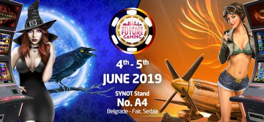 VISIT US AT BELGRADE FUTURE GAMING IN SERBIA