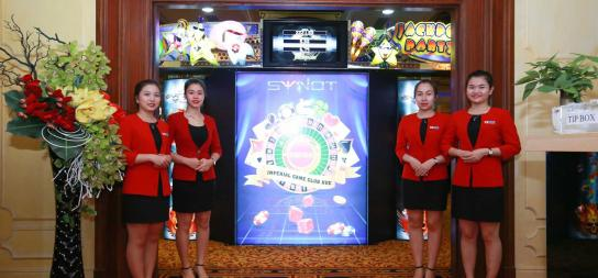 SYNOT EQUIPPED ANOTHER CASINO IN VIETNAM WITH ITS OWN GAMING TECHNOLOGY!