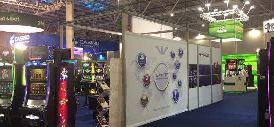 SYNOT AT THE PRESTIGIOUS EXHIBITION IN ROMANIA!