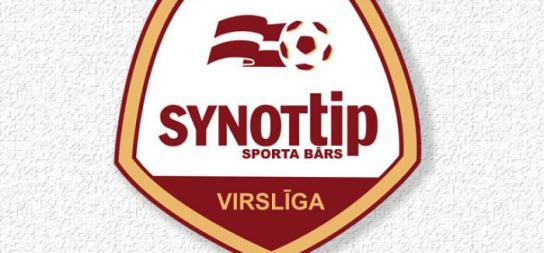 SYNOT Group as a general partner of Latvian football higher league